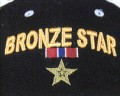 Bronze Star Cap